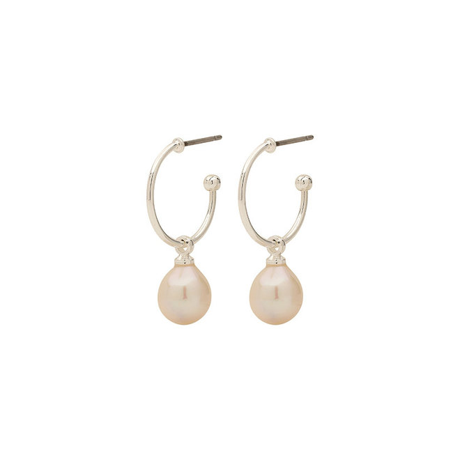 Pilgrim Eila Pearl Earrings