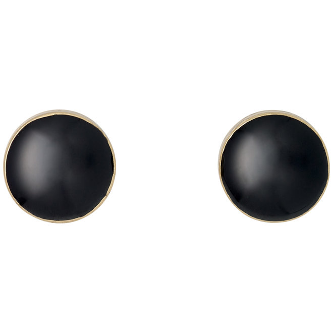 Pilgrim Color Rond Stud Earrings