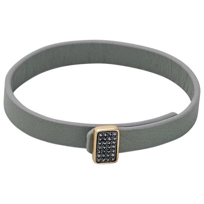 Pilgrim Glenna Leather Bracelet