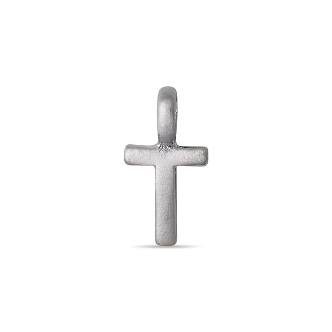 Pendentif petite lettre Pilgrim Pendant plaqué argent