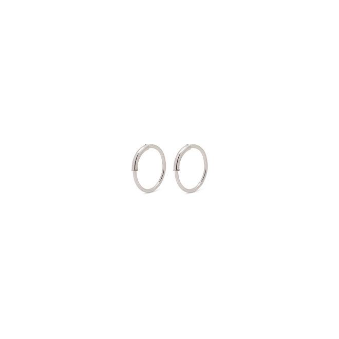 Mini anneaux Raquel Pilgrim 8 mm
