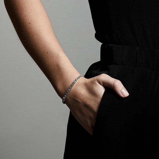 Pilgrim Lucia Crystal Bracelet