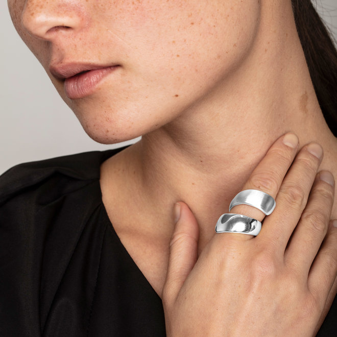Pilgrim Alma Ring