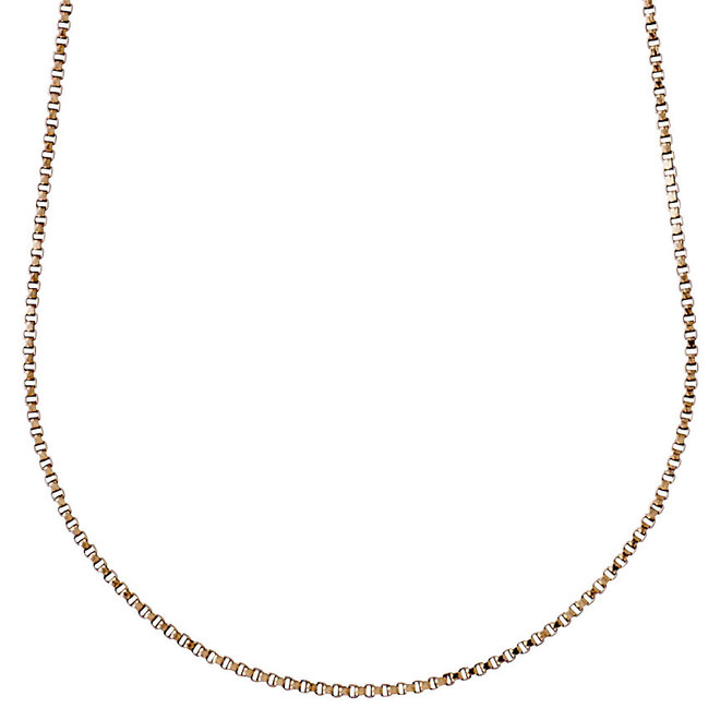 Pilgrim Nancy Classic Chain Necklace 45 cm