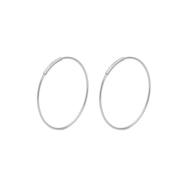 Mini anneaux Pilgrim Raquel 26 mm