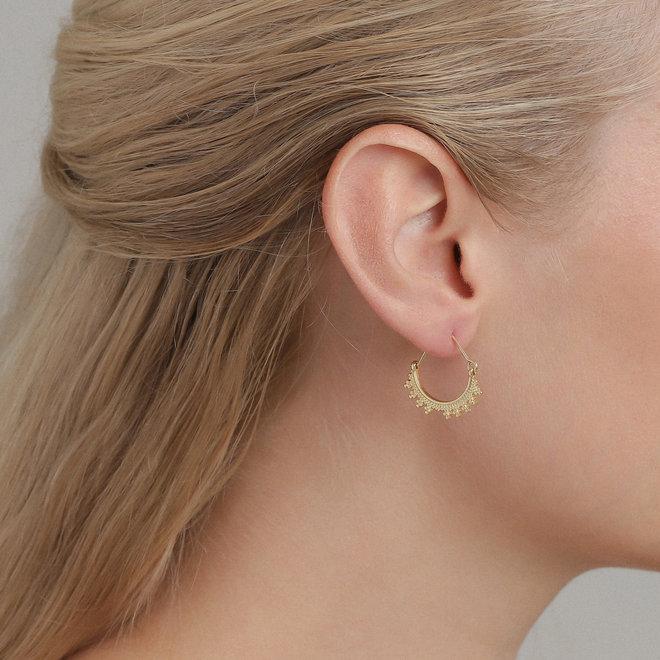 Boucles d'oreilles Pilgrim Kiku