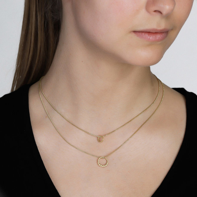 Pilgrim Kylie Layered Necklace