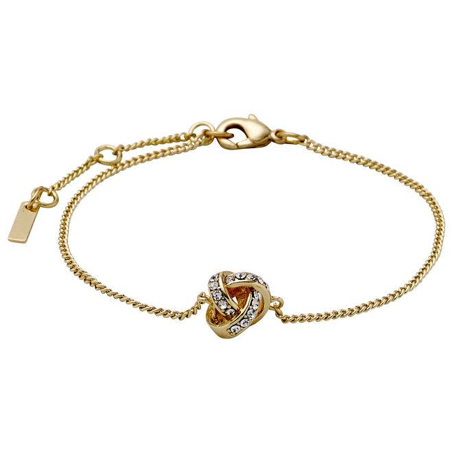 Pilgrim Katelyn Crystal Bracelet