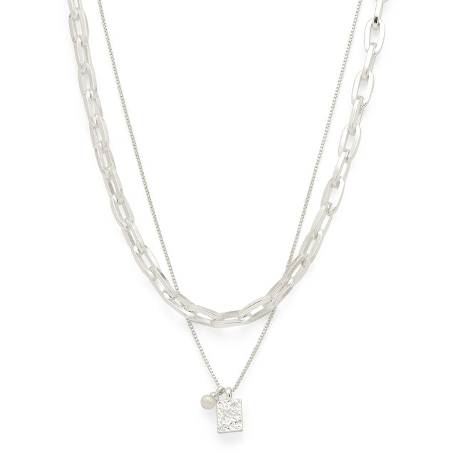 Pilgrim Hana 2-in-1 Necklace
