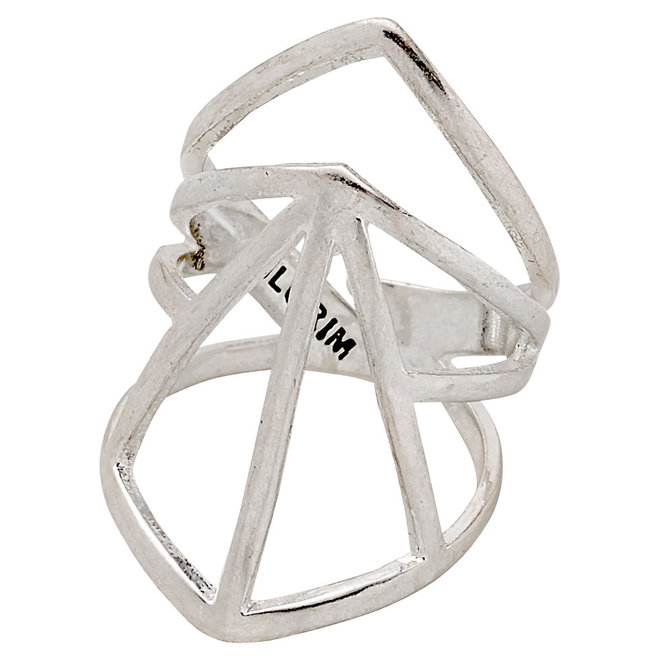 Pilgrim Triangle Ring