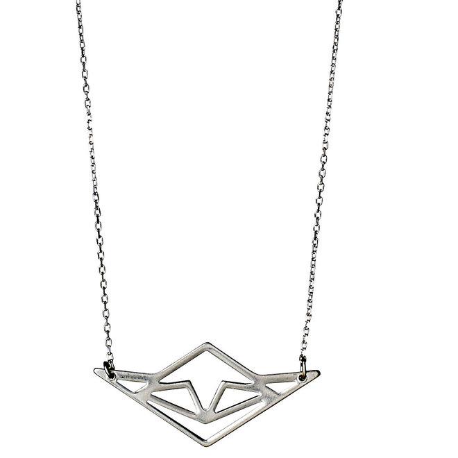 Pilgrim Triangle Necklace
