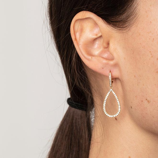 Boucles d'oreilles audacieuses Pilgrim Delia