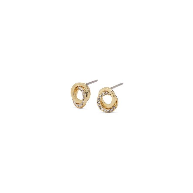 Boucles d'oreilles cristal Pilgrim Tessie