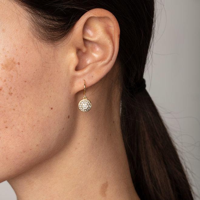 Boucles d'oreille cristal Pilgrim Heather