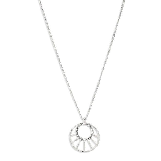 Pilgrim Cassie Crystal Necklace
