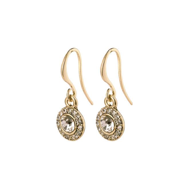 Pilgrim Clementine Earrings