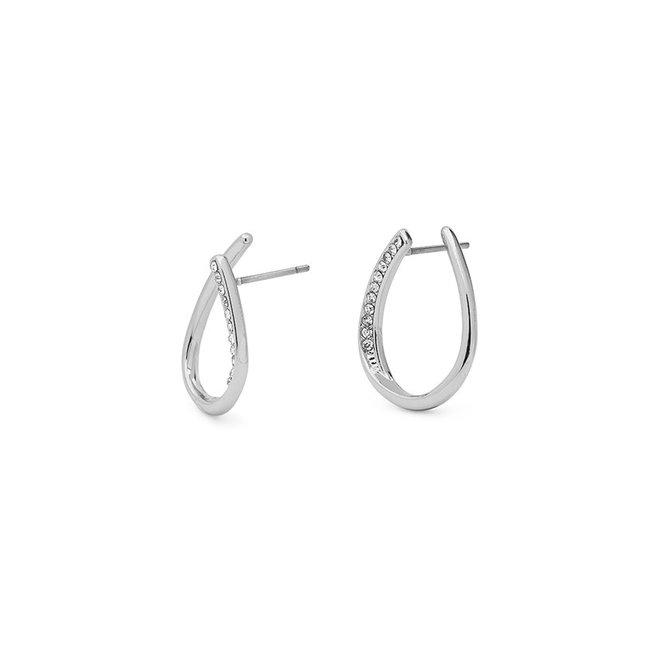 Boucles d'oreille cristal Pilgrim Rosella