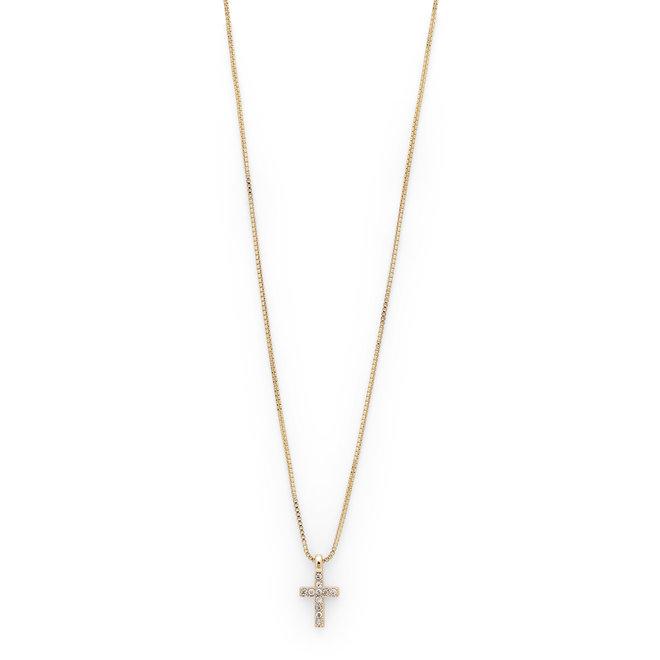 Pilgrim Clara Cross Necklace