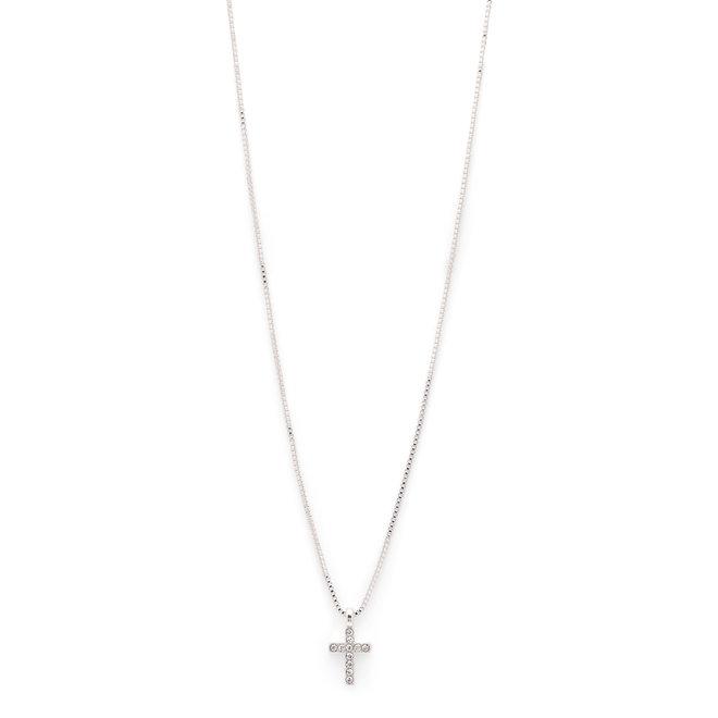 Collier croix Pilgrim Clara