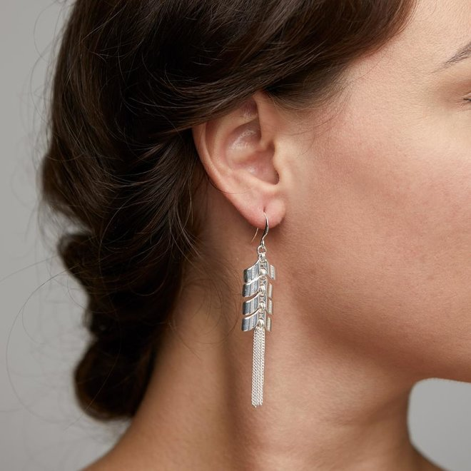 Boucles d'oreilles Pilgrim Karla