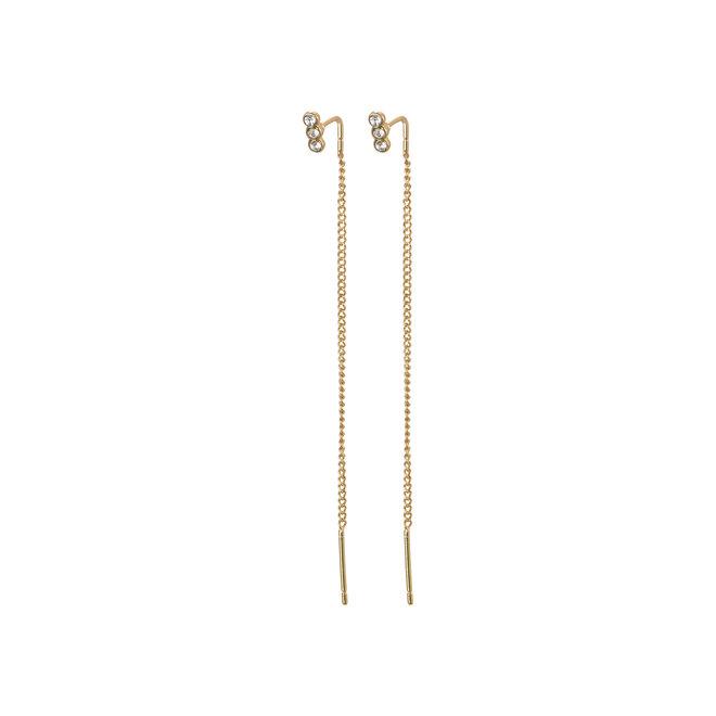 Pilgrim Tittiana Crystal Earrings
