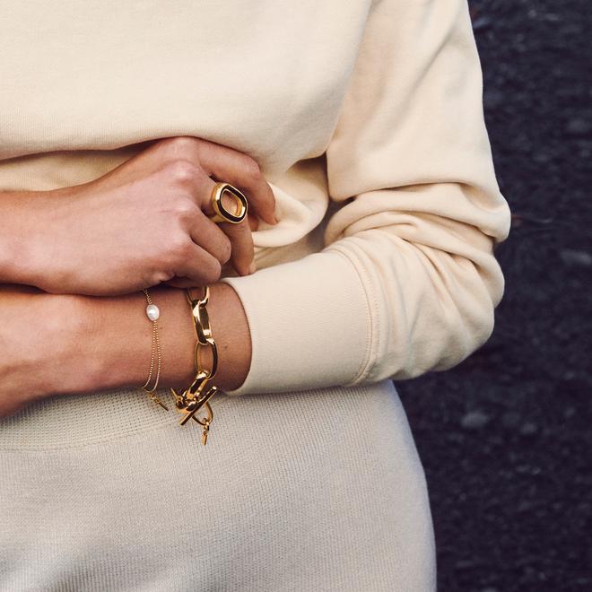 Bracelet chaîne Pilgrim Rán