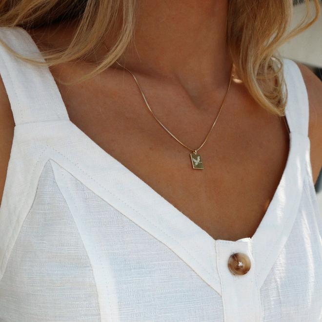 Pilgrim Tana Necklace