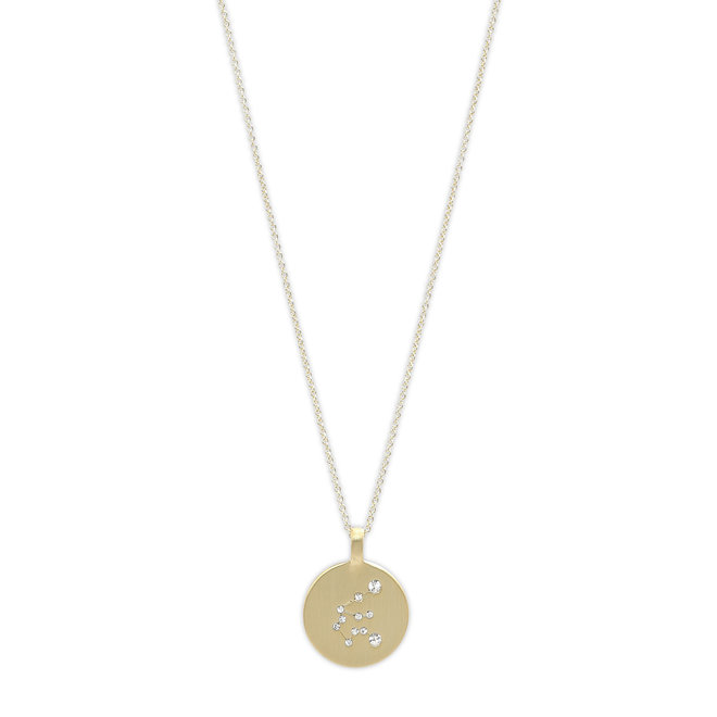 Collier astrologique Pilgrim Verseau