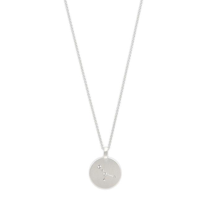 Pilgrim Star Sign Necklace Cancer