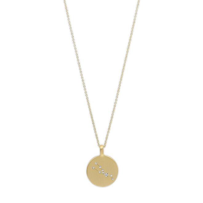 Collier astrologique Pilgrim Taureau