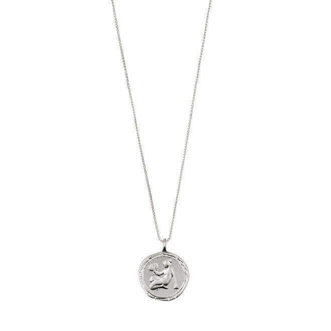Pilgrim Horoscope Necklace Virgo