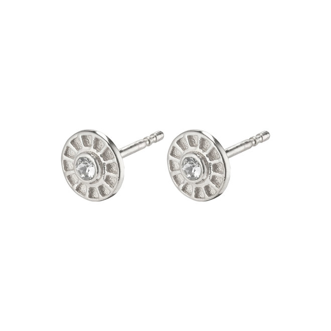Pilgrim Fia Stud Earrings