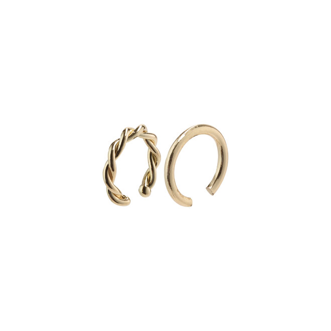 Pilgrim Marina Ear Cuff Set