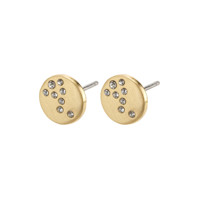 Pilgrim Intuition Stud Earrings