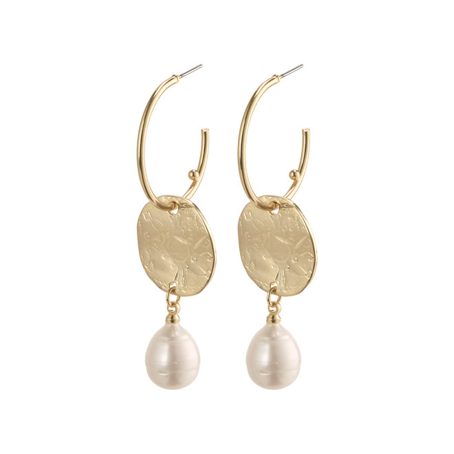 Boucles d'oreilles Pilgrim Affection