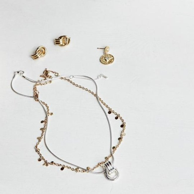 Boucles d'oreilles Pilgrim Doris