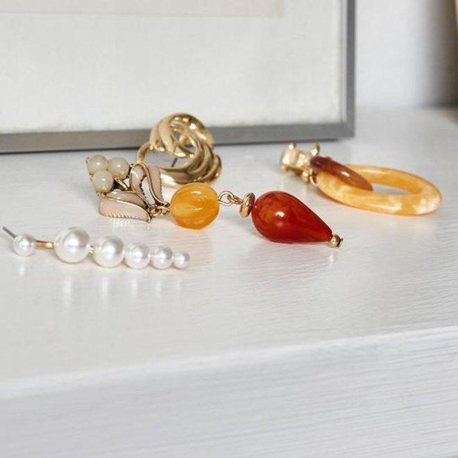 Boucles d'oreilles Pilgrim Bernadine