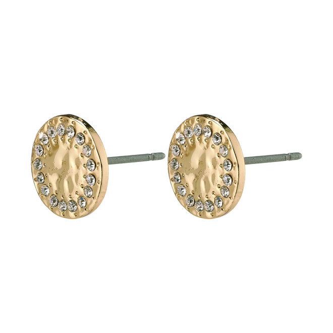 Pilgrim Compassion Stud Earrings