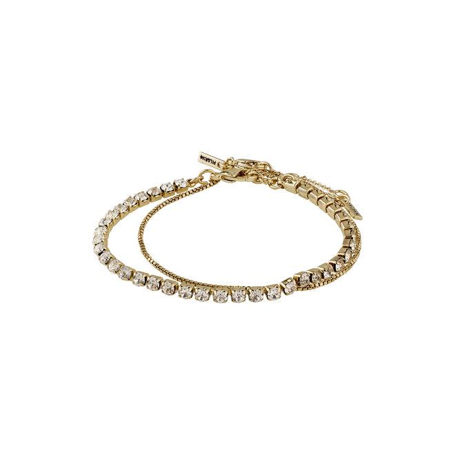 Bracelet 2 en 1 Pilgrim Généreuse
