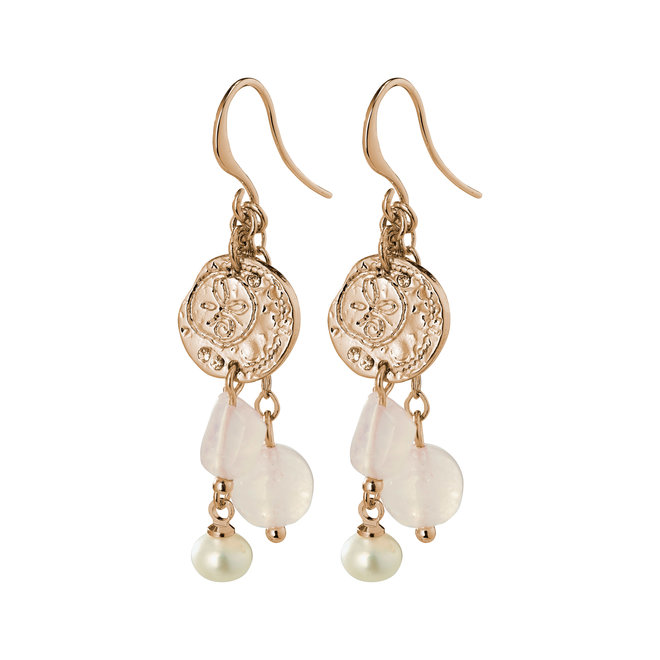 Pilgrim Warmth Statement Earrings