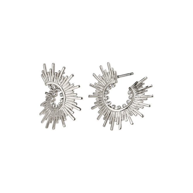 Pilgrim Shana Crystal Earrings