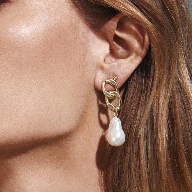 Boucles d'oreilles Pilgrim Élégante