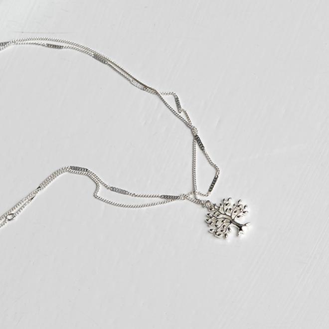 Pilgrim MSF 2-in-1 Necklace