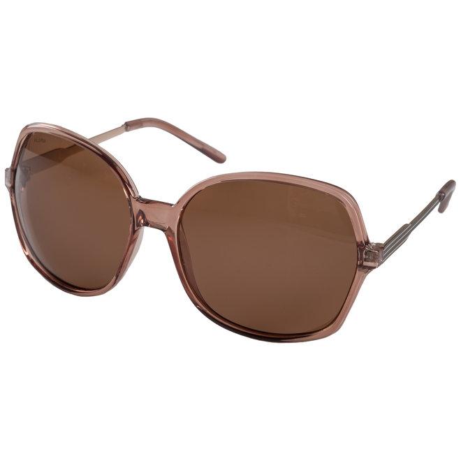 Pilgrim Orchid Sunglasses Brown