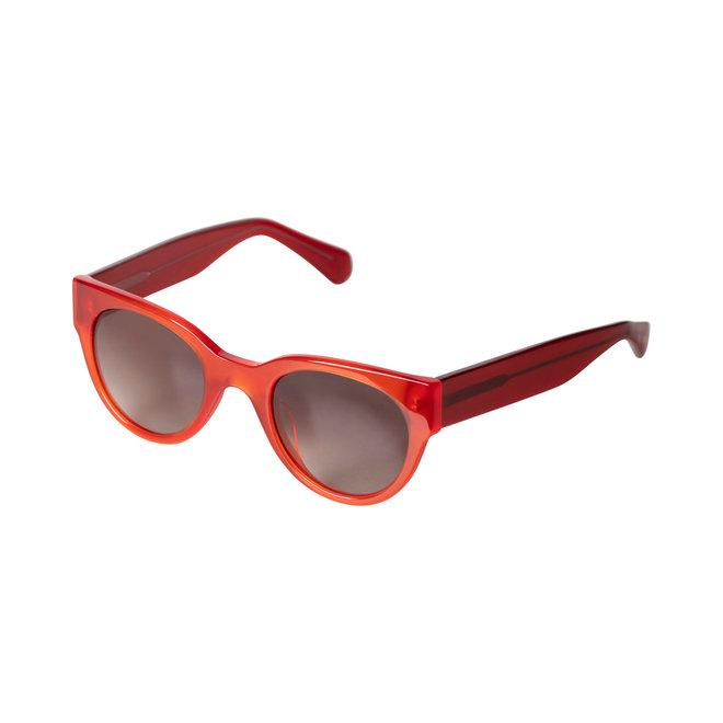 Lunettes de soleil Pilgrim Premium Mali Rouge