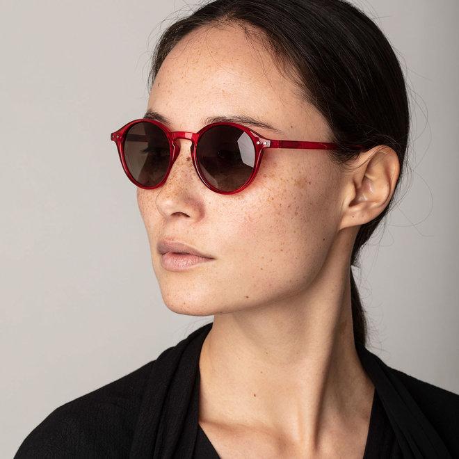 Pilgrim Roxanne Sunglasses Red