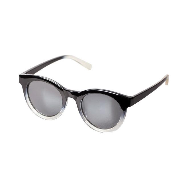Pilgrim Tamara Sunglasses Black, Clear