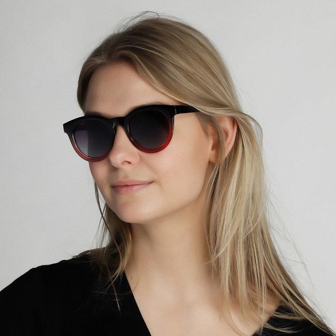 Pilgrim Tamara Sunglasses Red