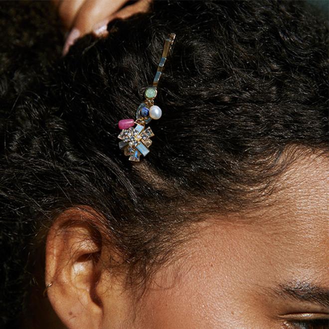 Pilgrim Flora Hair accessory