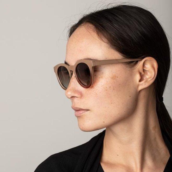 Pilgrim Tamara Sunglasses Brown